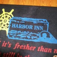 Photo taken at Harbor Inn by Renee E. on 4/21/2012