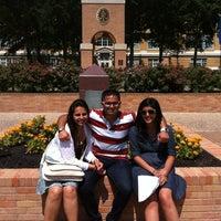 Photo taken at Sam Houston State University by Anil S. on 6/29/2012