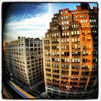 Photo taken at Courtyard by Marriott New York Manhattan/SoHo by Joakim J. on 8/7/2012