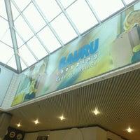 Photo taken at Bauru Shopping by Alessandro Q. on 4/13/2012