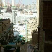 Photo taken at Makkah Millennium Towers by Ashrin Saputra H. on 3/15/2012