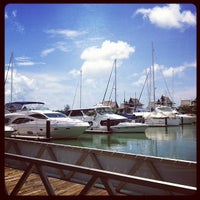 Photo taken at Royal Phuket Marina by Francisco K. on 5/7/2012