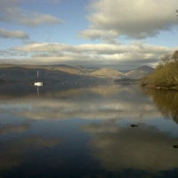Photo taken at Milarrochy Bay Camping and Caravanning Club Site by BiiG AiiTCH on 4/1/2012