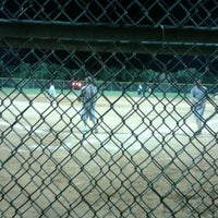 Photo taken at Wilco Softball Fields by Chris M. on 8/22/2012