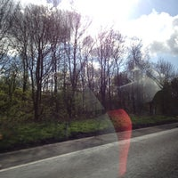Photo taken at M56 Junction 12 / A557 by Martyn D. on 4/11/2012