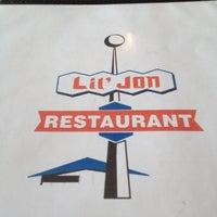 Photo taken at Lil Jon Restaurant and Lounge by jodijodijodi on 6/23/2012