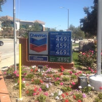 Photo taken at Chevron by 'Bud H. on 3/21/2012