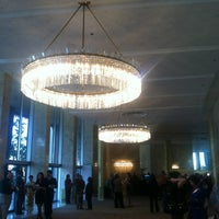 Photo taken at Dorothy Chandler Pavilion by Nora M. on 2/26/2012