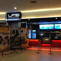 Photo taken at LFS Cinemas by Zoul D. on 3/24/2012