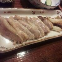 Photo taken at 手打蕎麦処 吉尾 by Bunta K. on 2/12/2012