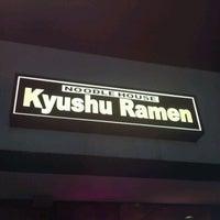 Photo taken at Kyushu Ramen by Marcelo A. on 4/4/2012