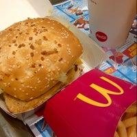 Photo taken at McDonald's by Manu C. on 9/1/2012