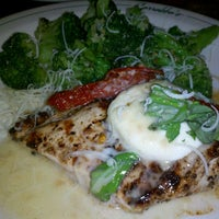 Photo taken at Carrabba's Italian Grill by Michelle L. on 3/25/2012