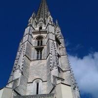 Photo taken at Passage Saint Michel by Geoffrey L. on 4/10/2012