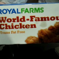 Photo taken at Royal Farms by Stephanie R. on 6/28/2012