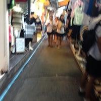 Photo taken at Khlong San Pier by Fha Z. on 6/28/2012