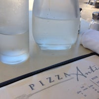 Photo taken at Pizza Antica by Lou on 8/18/2012
