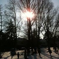 Photo taken at Spielplatz am Feuersee by Oliver Z. on 2/12/2012