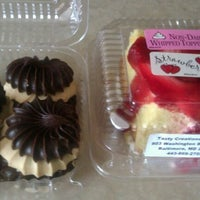 Photo taken at Tasty Creations Bakery by Denise D. on 3/18/2012