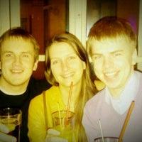 Photo taken at Radio bar by Jānis P. on 3/3/2012