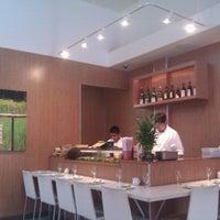 Photo taken at Pinto Thai Bistro & Sushi Bar by Rand F. on 8/22/2012