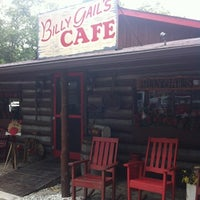 Photo taken at Billy Gail's Cafe by Carrie N. on 7/31/2012