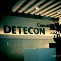 Photo taken at DETECON Consulting - Bangkok Office by Jane K. on 5/18/2012
