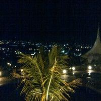 Photo taken at Jambuluwuk Batu Resort by Rizky F. on 8/21/2012