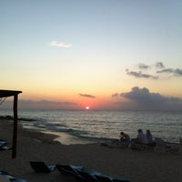 Photo taken at El Cozumeleño Beach Resort by Diana F. on 3/24/2012