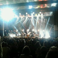Photo taken at Riverbend Music Center by Chris B. on 8/15/2012