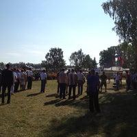 Photo taken at пос.Садовый by Svetlana S. on 8/11/2012