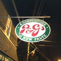 Photo taken at P&G's Restaurant & Bar by Benjamin G. on 6/10/2012