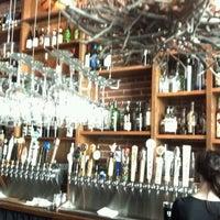 Photo taken at Bridge Tap House & Wine Bar by David H. on 4/22/2012
