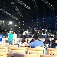 Photo taken at Northwell Health at Jones Beach Theater by Matthew M. on 8/10/2012