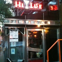 Photo taken at Hi-Life Restaurant & Lounge by CAESAR D. on 8/2/2012