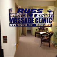 Photo taken at Russ Medical and Sport Massage Clinic by Richard R. on 2/2/2012