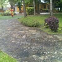 Photo taken at Parque de la Milagrosa by Tito S. on 5/3/2012