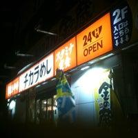 Photo taken at 東京チカラめし 人形町店 by JUN M. on 8/9/2012