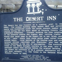 Photo taken at Desert Inn Bar & Restaurant by justin on 3/23/2012