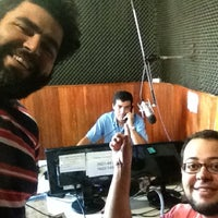 Photo taken at Cidade Fm 88,9 by Alex A. on 4/24/2012