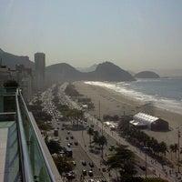 Foto tirada no(a) Arena Copacabana Hotel por Linas s. em 9/6/2012