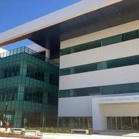 Photo taken at Biblioteca Central Universitaria by Juan Carlos O. on 3/10/2012
