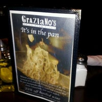 Photo taken at Graziano's Brick Oven Pizza by Marc C. on 2/4/2012