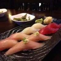 Foto scattata a Sushi Hanabi da Greg V. il 7/17/2012