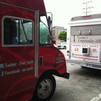 Photo taken at Diamond Dining (outside SF Gift Center & Jewelry Mart) by James G. on 7/13/2012