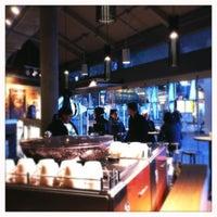 Photo taken at Starbucks by Roel N. on 2/19/2012