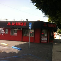 Photo taken at JR's Barbeque by South Park i. on 5/11/2012