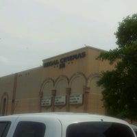Photo taken at Regal Cinemas Cielo Vista 18 & RPX by Linda D. on 5/5/2012