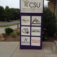 Photo taken at Minnesota State University-Mankato by Kenneth J. on 6/14/2012