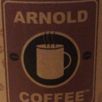 Photo taken at Arnold Coffee by Rah M. on 4/6/2012